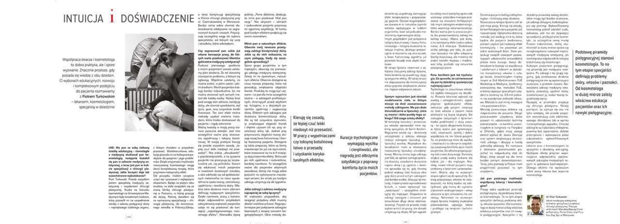Wywiad dr Piotr Turkowski