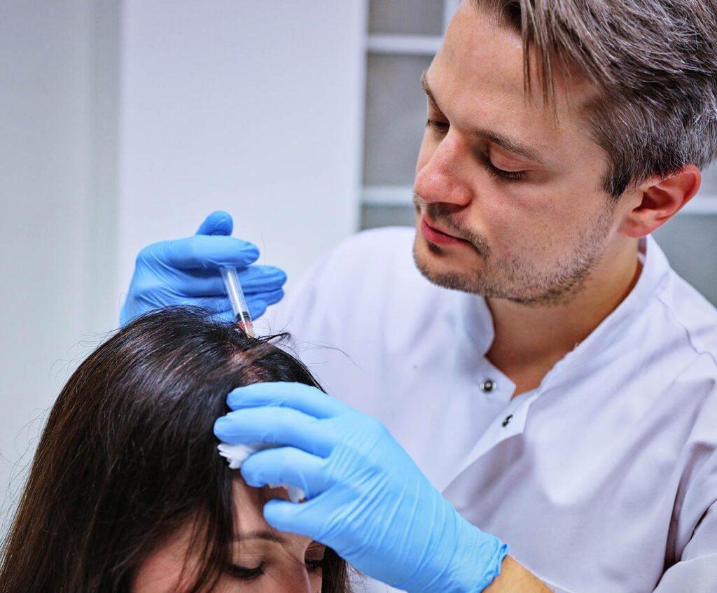starzenie się włosa – profilaktyka anty aging
