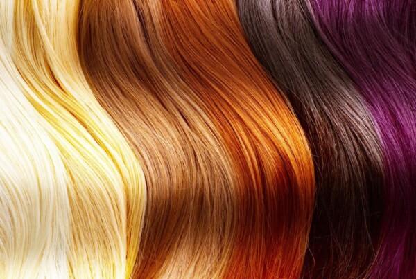 kolorowe wlosy