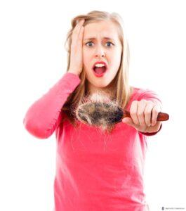Wypadanie włosów u dzieci i nastolatków
