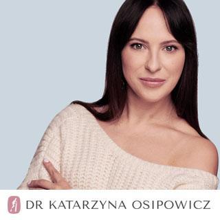 Dermatolog Katarzyna Osipowicz - Medycyna estetyczna