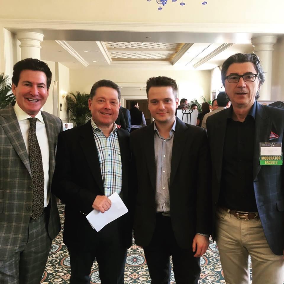 Z Konferencji w Orlando Dr Matt Leavitt i VIncenzo