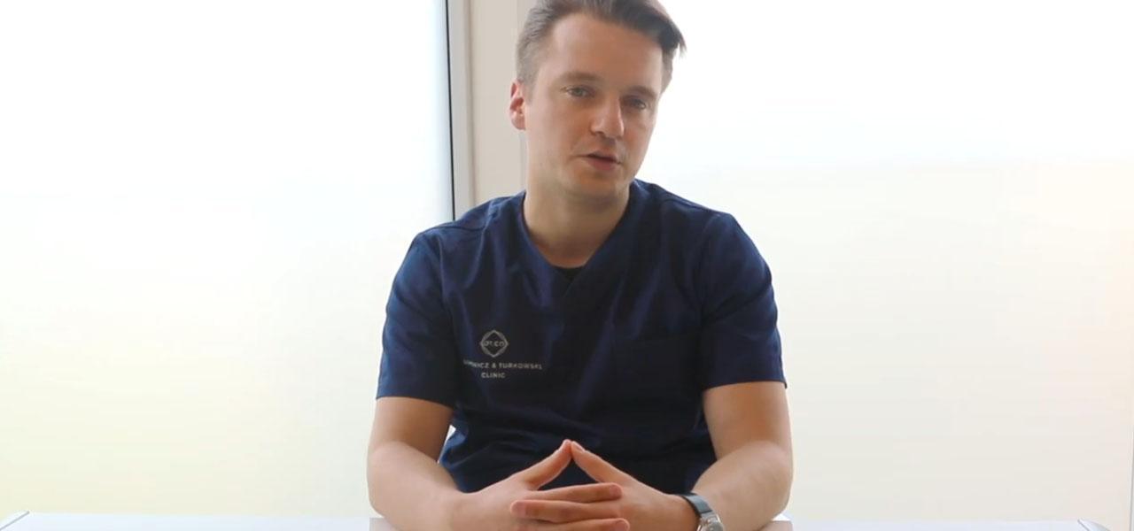 Dr Piotr Turkowski o lysieniu androgenowym