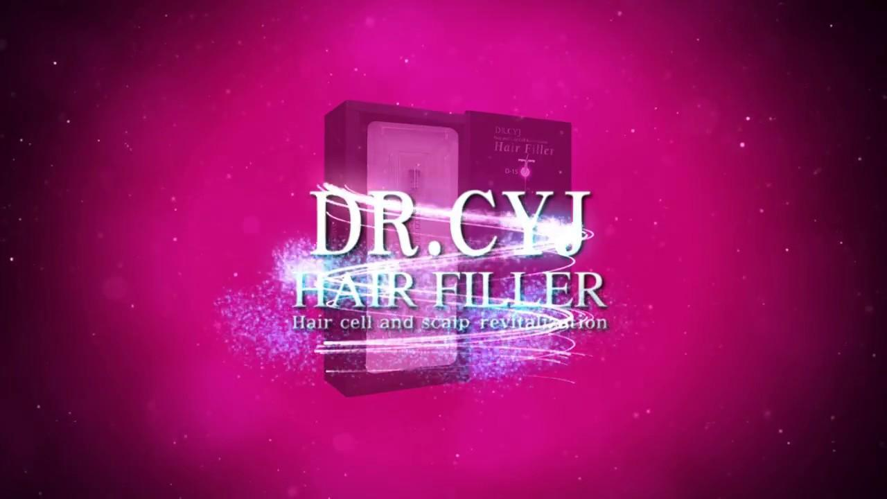 dr cyj hair filler video