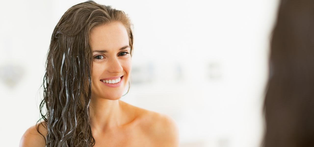 Maseczka na włosy – domowe sposoby